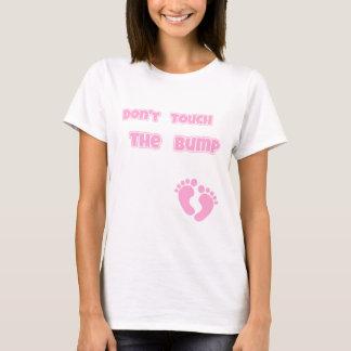 Nicht tun Touch-Rosa T-Shirt