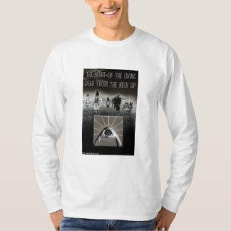 Nicht vom Leben TOT vom HALS OBEN T-Shirt
