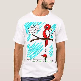 nicht wollen u viel Glück? T-Shirt