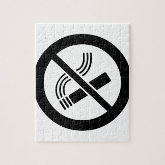 Nichtraucher Puzzle