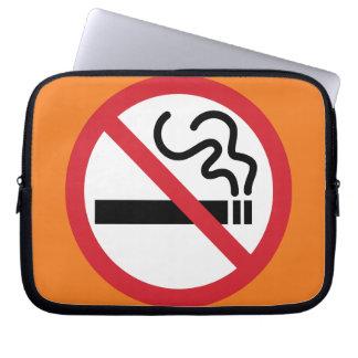 Nichtraucherikone Laptop Sleeve