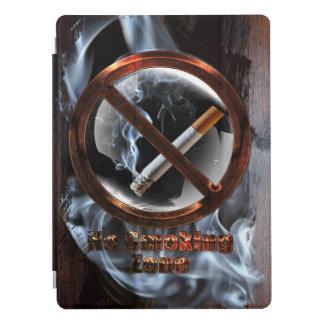 Nichtraucherzone iPad Pro Hülle