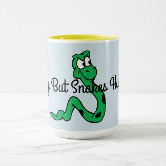 Nichts aber Schlangenhunne-Tasse Tasse