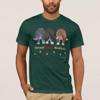 Nichts Hintern Beardies Dunkelheits-T - Shirt