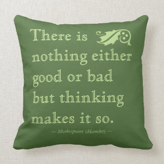 Nothing Either Good Bad but Thinking Shakespeare