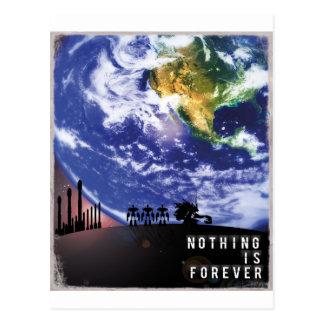 Nichts ist Forever Postkarten