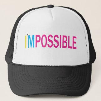 Nichts ist unmöglich truckerkappe