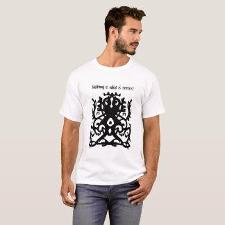 Nichts ist, was es scheint! Städtischer und T-Shirt