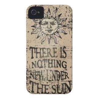 Nichts Neues unter der Sonne iPhone 4 Case-Mate Hülle