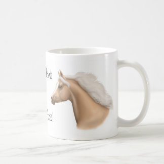 Nichts schlägt eine arabische PferdeTasse Kaffeetasse