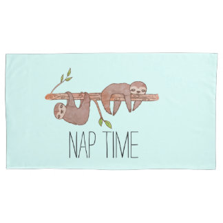 Nickerchen-Zeitumschaltbarer schläfriger Kissen Bezug