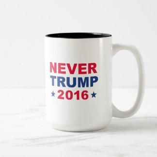 Nie Trumpf 2016 Zweifarbige Tasse