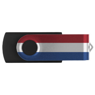 Niederländische Flagge USB Stick