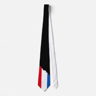 Niederländische Holland-Flagge Individuelle Krawatten