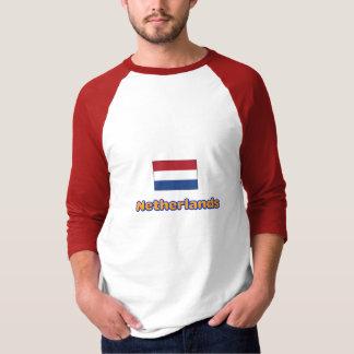 Niederländische Spitze T-Shirt
