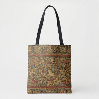 Niederländische Unicorn-Teppich-Tasche Tasche