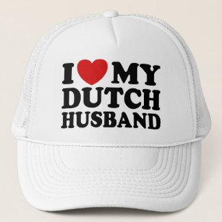 Niederländischer Ehemann-Hut Truckerkappe