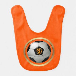 Niederländischer Fußball, niederländischer Löwe Babylätzchen