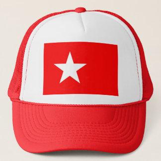 Niederländischer Stern der Maastricht-Stadtflagge Truckerkappe
