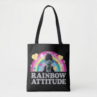 Niederlassung Anti-Regenbogen der Schleppangel-| Tasche