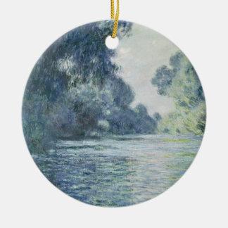 Niederlassung Claude Monets | der Seines nahe Keramik Ornament