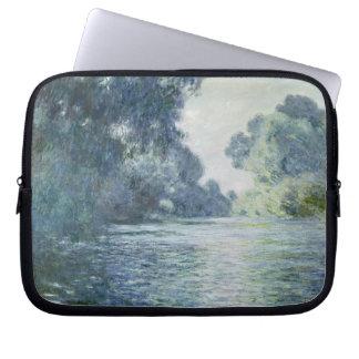 Niederlassung Claude Monets | der Seines nahe Laptopschutzhülle
