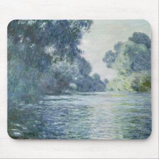 Niederlassung Claude Monets | der Seines nahe Mousepad