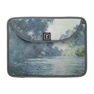 Niederlassung Claude Monets | der Seines nahe Sleeve Für MacBook Pro