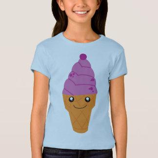 Niedlich-Eis-Creme-Kegel T-Shirt