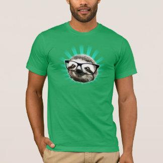 Niedlich! HipsterSloth T-Shirt
