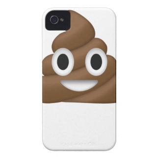 Niedlich kacken Sie Emoji iPhone 4 Hülle