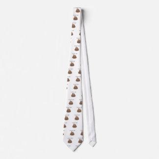 Niedlich Tickle mich kacken Emoji Personalisierte Krawatte