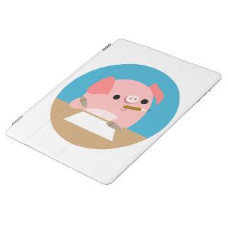 Niedliche Abdeckung iPad der Block des iPad Smart Cover
