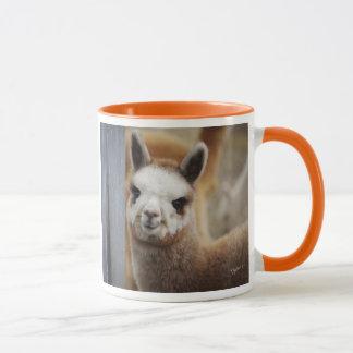 Niedliche Alpaka-Tassen Tasse