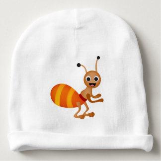Niedliche Ameise Babymütze