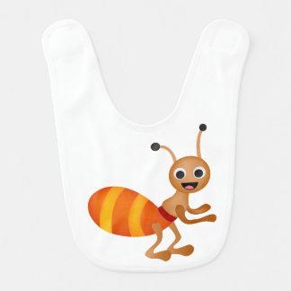 Niedliche Ameise Lätzchen