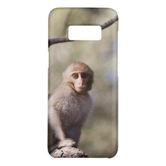Niedliche Baby-Affe-Fotografie Case-Mate Samsung Galaxy S8 Hülle
