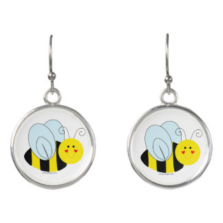 Niedliche Biene Ohrringe