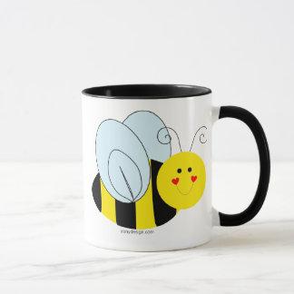 Niedliche Biene Tasse