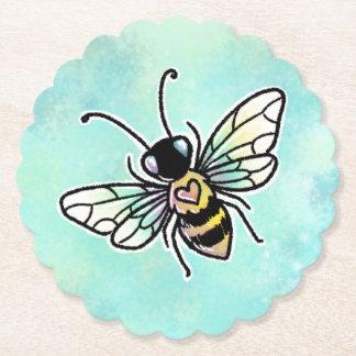 Niedliche Biene Untersetzer