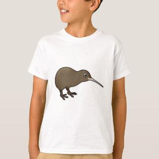 Niedliche Brown-Kiwi von Neuseeland T-Shirt