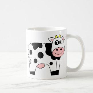 Niedliche Cartoon-Kuh Kaffeetasse