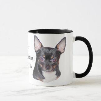 Niedliche Chihuahua-Tasse Tasse