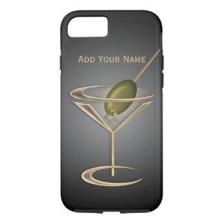 Niedliche Cocktails personalisiert iPhone 8/7 Hülle