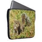 Niedliche Eichhörnchen-Natur-Laptop-Hülse Laptop Sleeve
