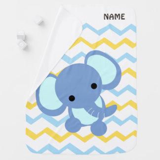niedliche Elefant Baby-Decke Babydecke