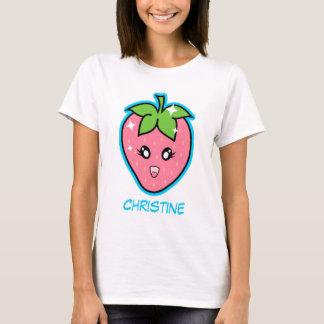 Niedliche Erdbeere T-Shirt