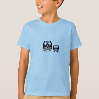 niedliche Eulen T-Shirt