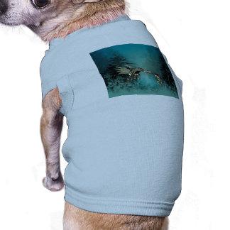 Niedliche Fee mit Dampfdrachen Shirt