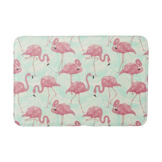 Niedliche Flamingo-Musterbadmatten Badematte